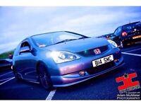 Honda civic sport type r rep (ep2 ep3)