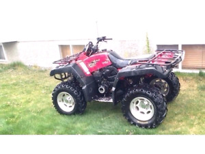 2001 grizzly 600 $1000 today