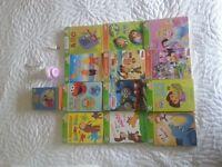 Tag Junior & 13 Books!