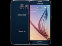 Samsung Galaxy S6 Blue (Unlocked) Smartphone - Good Condition