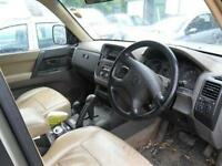 mitsubishi shogun 3.2 auto 7 setter needs injector pump 2005 parts or repair