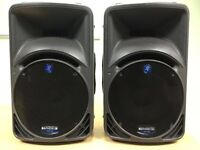 Mackie SRM 450 Active PA Speakers