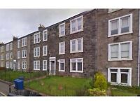 Two Bed upper flat to rent, Morton Terrace, Greenock, PA154SX