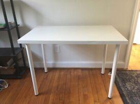 IKEA Desk — LINNMON / ADILS, 100x60 cm