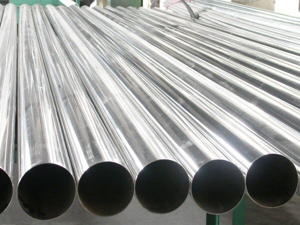 "Surplus Aluminum pipe 2"" sch 80 - 54"" Long"