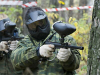 Paint balling tickets urgently need to be sold and used before 31/08/2016