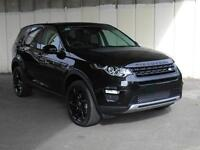 Land Rover Discovery Sport 2.2SD4 ( 190ps ) 4X4 Auto 2015MY HSE