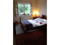 ***LARGE DOUBLE ROOM FOR RENT IN RURAL COTTAGE NEAR DUNKELD FOR SINGLE OCCUPANT LONG/SHORT TERM