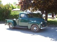 Beautiful 1954 Chevy 1/2T Pickup