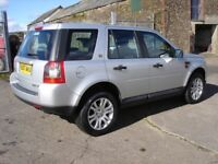 Land Rover Freelander Td4 HSE AUTO