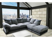 Get your brand new fabric corner sofa.... NEXT DAY DELIVERY