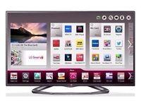 LG 55 inch Smart 3D LED TV