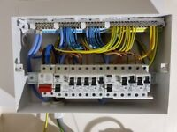 FUSEBOX INSTALLATION - ELECTRICAL CERTIFICATES - NICEIC REGISTERED -