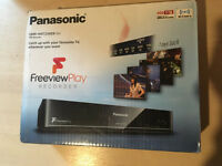 Panasonic Smart 1 TB HDD Recorder with Freeview Play