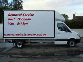 Van and a Man Cheapest and Fastest and Quickest Option in London is to Hire a Man with a Van