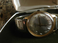 2 Vintage Watch - men + women Antique