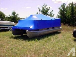 Boat Winterizing and shrink wrapping