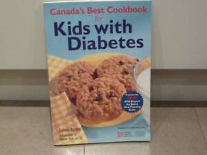 Selling gently used book - Kids with Diabetes Cookbook