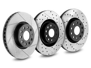 Stoptech Powerslot Centric Brake Rotors