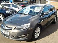 Vauxhall/Opel Astra 2.0CDTi 16v SE