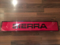 Ford sierra rear trim panel flashback heckblende new old stock NOT rs500 cosworth