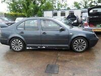 2001 volkswagen bora 1.6 met grey alloys lowerd drives 100% mot to aug 2015