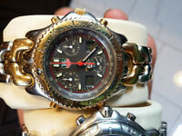 Genuine Tag Heuer Watches