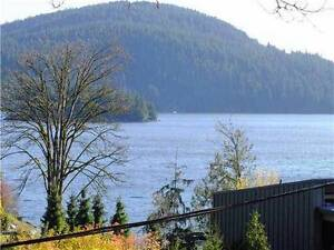 Large home with SPECTACULAR ocean views in amazing Deep Cove!