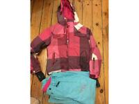 Kids O'Neil ski outfit age 8-11