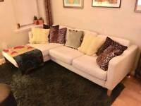 Ikea corner sofa dismantled free delivery save 400 pounds