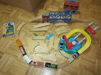 Thomas le petit train - Thomas the choo-choo train