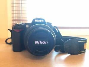 Barely Used Nikon D90 DSLR Digital Camera Manly Manly Area Preview