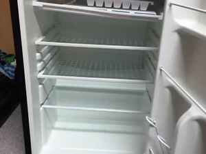Mini Fridge (stainless steel) for sale