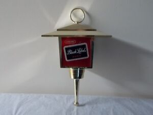 Carling Black Label Beer sign - wall mount