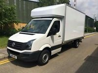 Cheap man & van hire