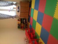 BuZy KidZ daycare (Holy Cross School)
