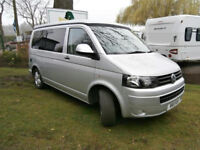 Vw manual four sleeping 2.0TDi MOT Camper roof bed