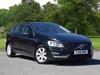 Volvo V60 D3 [136] Business Edition 5dr (black) 2014