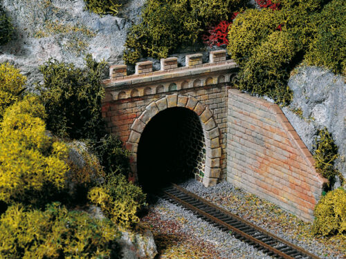 Auhagen 13276 Tt Gauge, Tunnel Entrance Single Track # New Original Packaging #