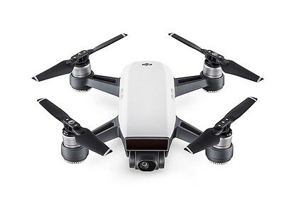DJI Spark Mini Selfie Drone (White) GPS+12MP+1080p FREE DHL/TNT!! IN STOCK NOW!