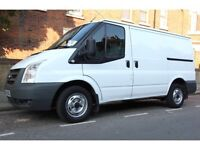 MAN & VAN in North London - MOVES/REMOVALS with working driver. For more info search VAVAVAN.