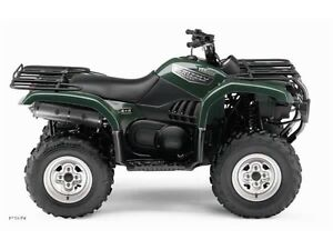 2007 Yamaha Grizzly parts