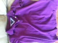 2 ladies Tommy Hilfiger polo shirts