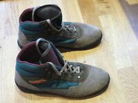 trezeta hiking treking walking boots shoes size 11