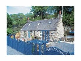 Beautiful traditional 2/3 bedroom cottage close to Aboyne, AB34 5BT