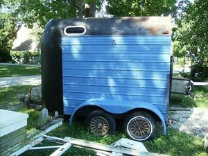 Horse or utility trailer