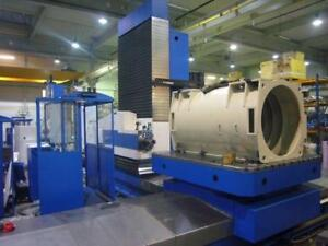 High-Quality Industrial Boring Mills and Equipment!