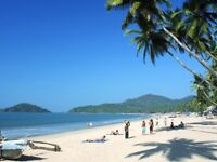 2 return flight tickets Manchester - Goa 22.DEC - 03.JAN
