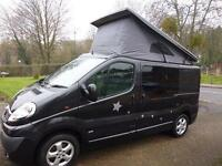 Vauxhall Vivaro conversion