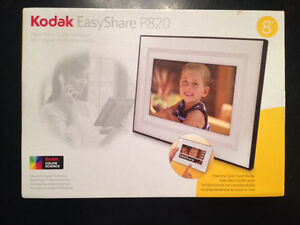 """NEW in box - 8"""" digital photo frame (unopened)"""